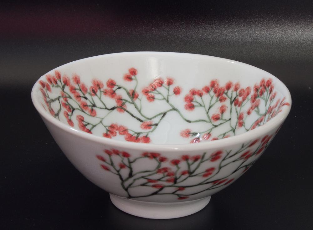 Cherry Blossom Bowl - 1 - image 1